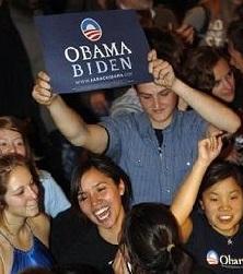 under 30 Obama voters