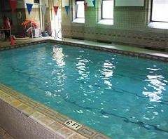 ymca pool 1950s
