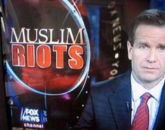 fox news muslims riots