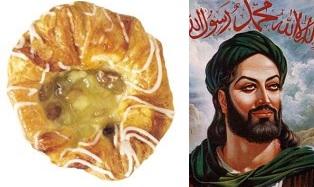 apple raisin danish and mohammed