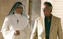 Paulie is summoned to his Aunt Dottie's death bed at the convent, and she's got a bombshell: Dottie, a nun, is Paulie's real mother. 'I was a bad girl.' The news sends Paulie into a tailspin. He boycotts Dottie's funeral and disowns Nucci, the mother/aunt who raised him.