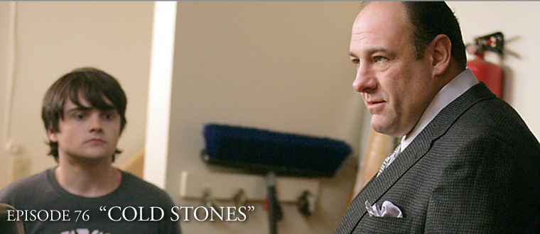 Sopranos Episode 76 Cold Stones from Planck's Constant