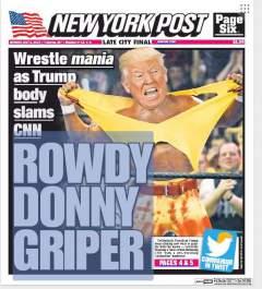 Rowdy Donny Griper