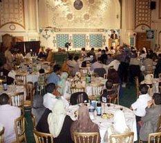 Annual Islamophobia Awards ceremony held at the Islamic Centre in London (2003)