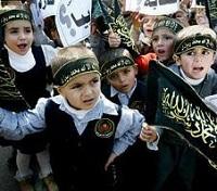 muslim children terrorists