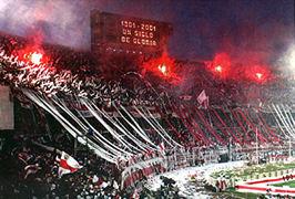 River Plate Stadium Buenos Aires Argentina