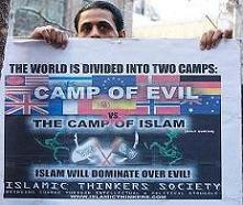 muslim demonstrator NY city