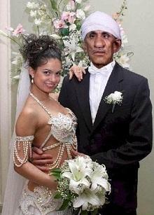 american beauty marries poor oil man