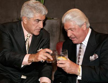 phil leotardo and Faustino 'Doc' Santoro