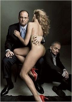 Carmela soprano sex scenes #13