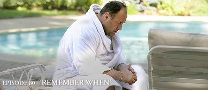 sopranos episode 80 Remember When