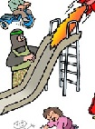 Hamas using human shields