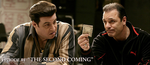 Sopranos Episode 84 - The Second Coming