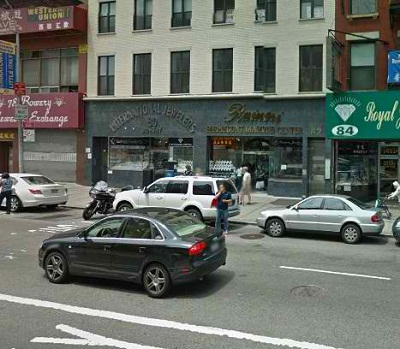 armed robbery at 82 bowery in new york city from planck 39 s