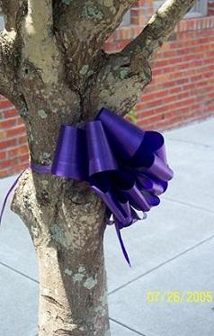 purple ribbon cancer