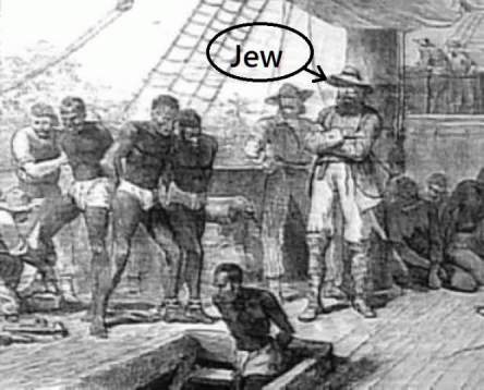 Brazilian and West Indies slavery trade